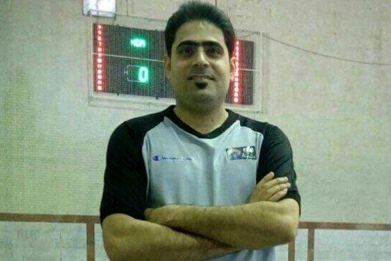 داور بسکتبال ایران درگذشت