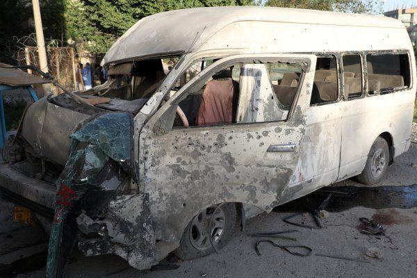 خودرو طالبان مورد هدف قرار گرفت
