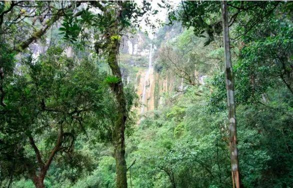 آبشار یومبیلا
