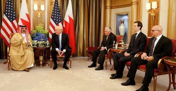 موافقت بحرین با عادی سازی روابط با اسرائیل