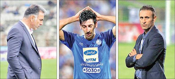 تورم رضایتنامه در فوتبال ایران!