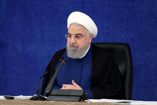 روحانی: آمریکا همین ساعت به برجام بازگردد، ایران به تمام تعهداتش عمل خواهد کرد /۷