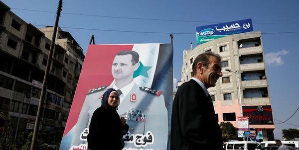 تحریم های جدید آمریکا علیه سوریه