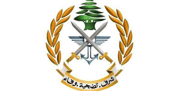 خبر ارتش لبنان از کشف و ضبط بیش از 2800 کیلو نیترات آمونیوم