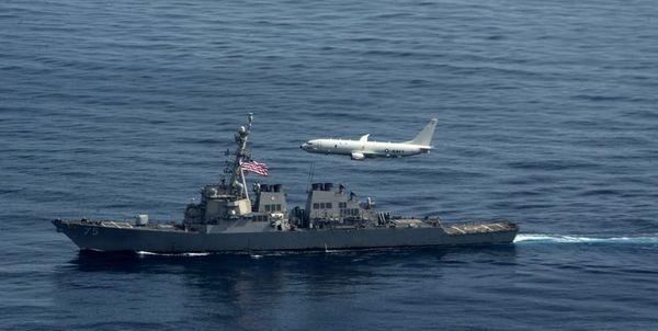 هشدار سپاه به ۷ شناور آمریکایی در تنگه هرمز