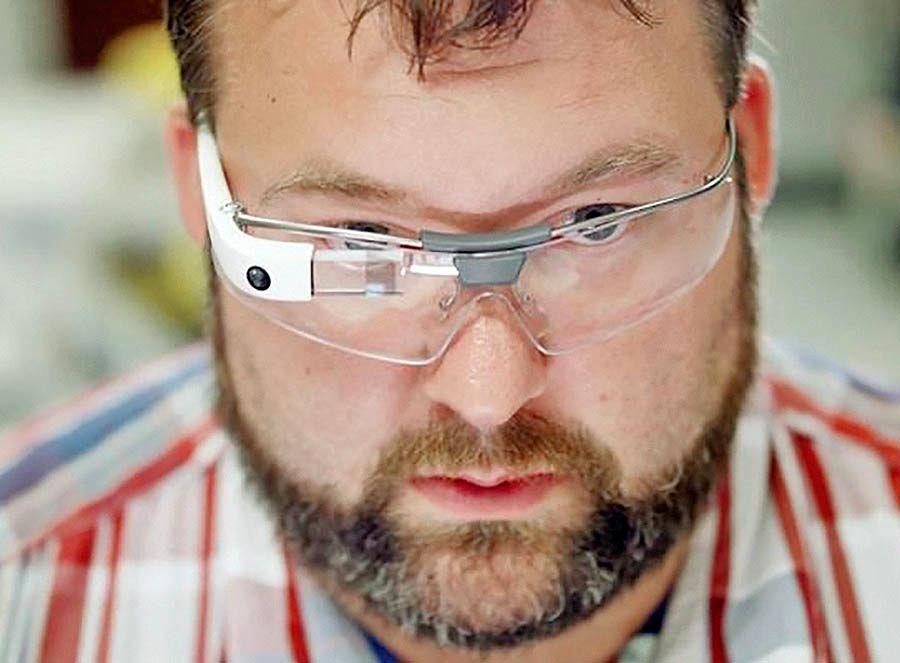 گوگل هدست مستقل واقعیت افزوده میسازد
