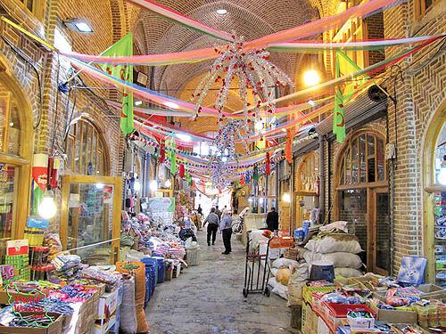شهردار ویژه برای بازار تبریز
