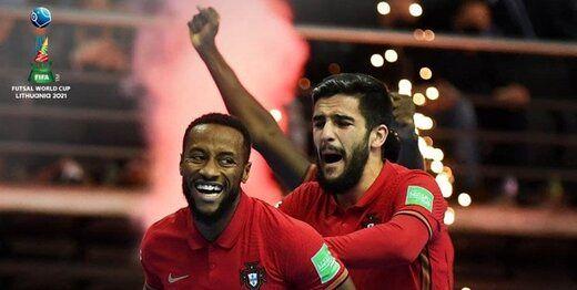 پرتغال قهرمان جام جهانی فوتسال شد