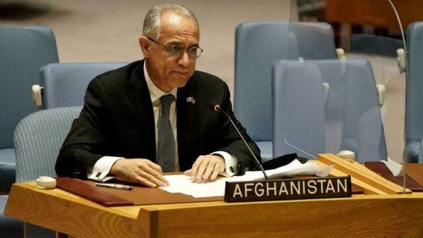 لغو سخنرانی نماینده افغانستان در سازمان ملل