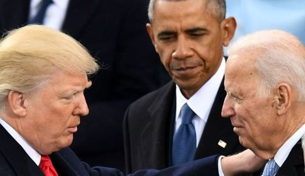 ادعای تازه ترامپ درباره اوباما و بایدن