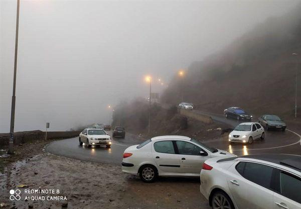 افزایش ۷.۲ درصدی تردد در جادههای کشور
