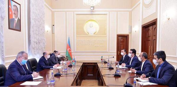 محور گفتوگوی سفیر ایران در باکو با ۴ مقام آذربایجانی چه بود؟