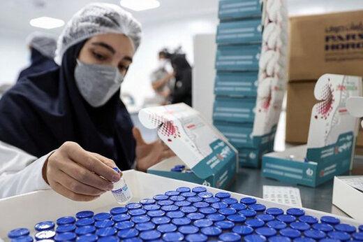 تحویل 6 میلیون واکسن برکت به وزارت بهداشت
