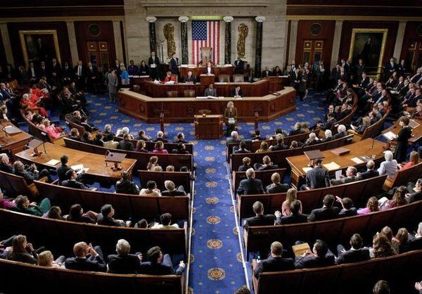 تعطیلی مجلس نمایندگان آمریکا در پی تهدید امنیتی