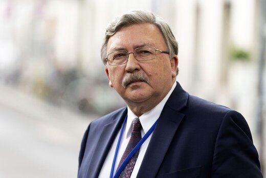 هشدار اولیانوف به آژانس انرژی اتمی درباره سیاسی کردن همکاری با ایران