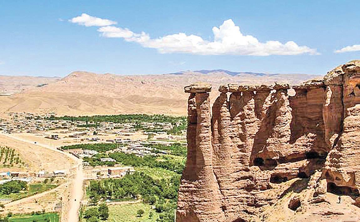 تماشای «هودو»ها در اطراف زنجان