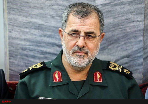 هشدار مقام بلندپایه سپاه به طرفهای درگیر در مناقشه قرهباغ