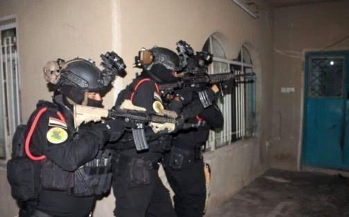 بازداشت معاون والی داعش در عراق و دو عامل «کشتار اسپایکر»
