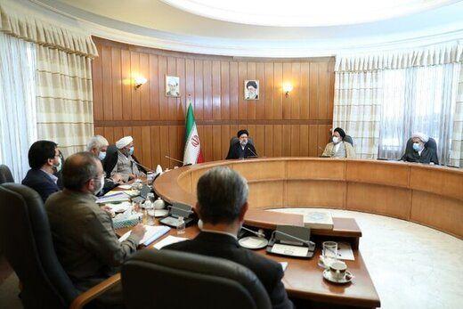 موضوع جلسه مشترک رئیسی با وزارت اطلاعات، دیوان محاسبات، اطلاعات سپاه