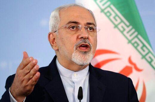 واکنش ظریف به تحریم های جدید آمریکا علیه ایران