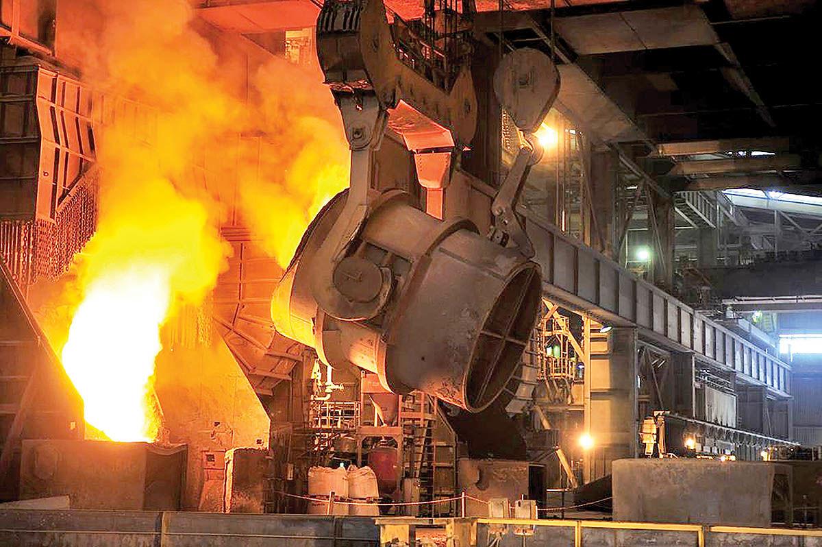 به دنبال تامین انرژی پایدار در صنعت فولاد