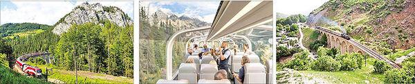«گردشگری قطار» از شمال تا جنوب