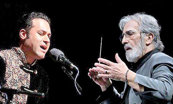 کنسرت ارکستر ملی با خوانندگی وحید تاج