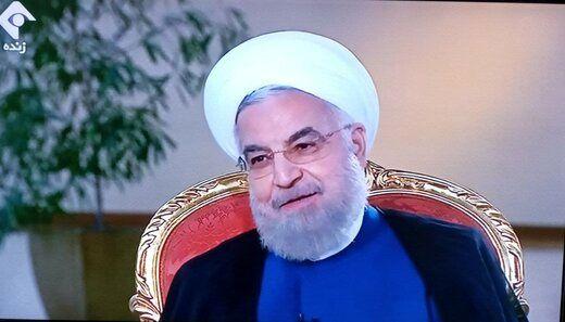 روحانی: ما تورم را تک رقمی کردیم/ شرکت ها به خاطر تحریم از ما نفت نمی خریدند
