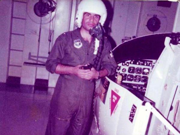 خلبان ارتش که پیشنهاد پناهندگی آمریکا و زندگی رؤیایی را رد کرد +عکس