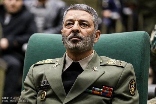 جزئیات دیدار فرمانده کل ارتش با ابراهیم رئیسی