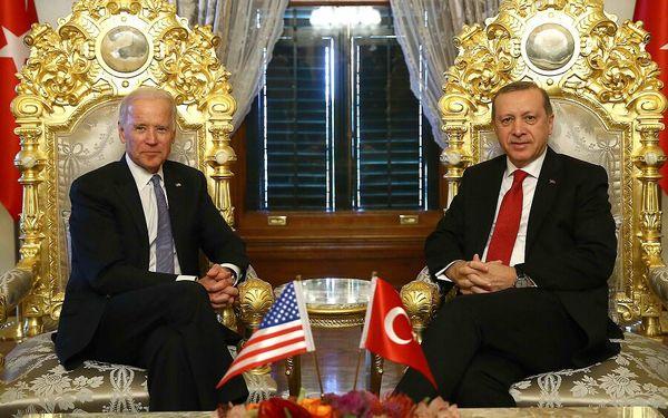 بایدن و اردوغان در ماه ژوئن دیدار میکنند