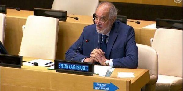 سوریه: حمایت آمریکا از تروریستها و جداییطلبان ادامه دارد
