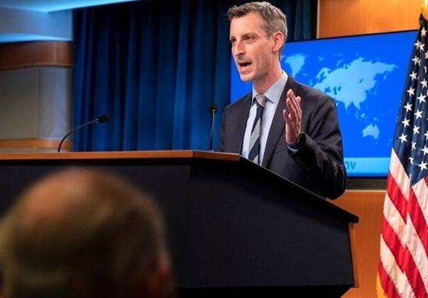 آمریکا: بازگشت فوری به برجام ضروری است