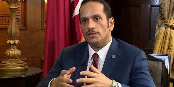 قطر خواستار گفتوگوی کشورهای عربی با ایران شد