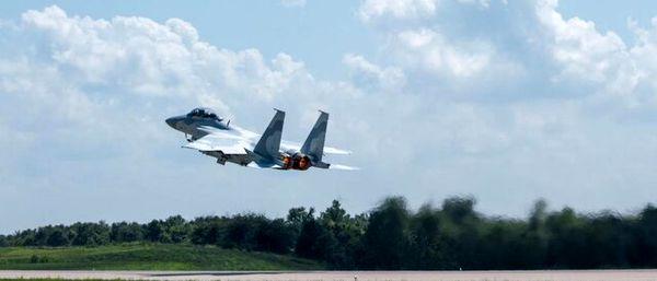 """آزمایش جنگندههای """"ابابیل"""" از سوی قطر"""
