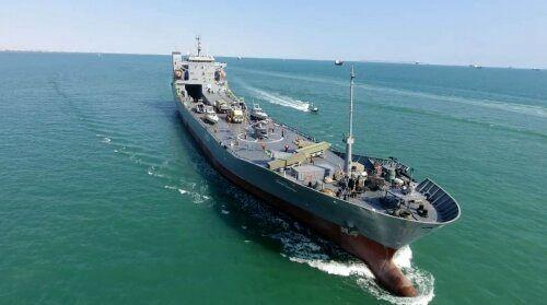 بازتاب الحاق ناو شهید رودکی به نیروی دریایی سپاه در رسانههای خارجی