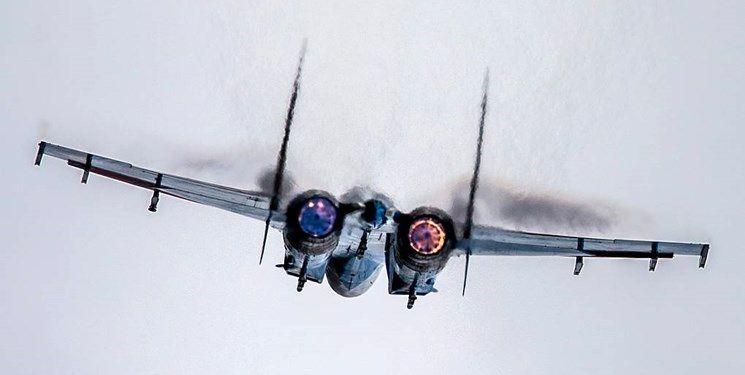 پرنده جاسوس نیروی هوایی آمریکا در تور پدافند هوایی روسیه