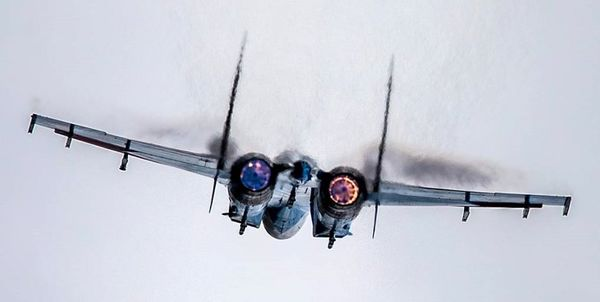 پرنده جاسوس آمریکا در تور پدافند هوایی روسیه