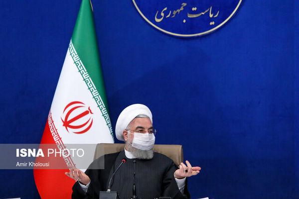 آغاز مراسم افتتاح طرح های وزارت بهداشت با حضور رییس جمهور