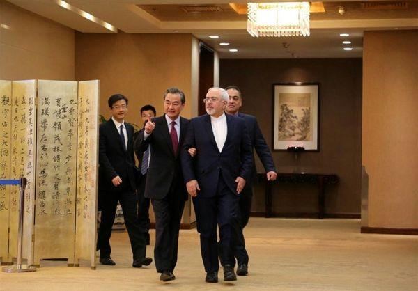 ظریف به چین سفر میکند