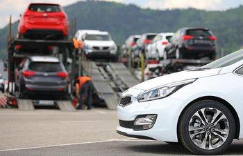 مسیر سهل واردات خودرو