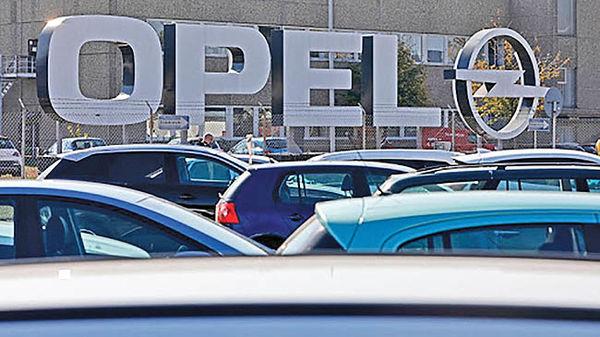 ساخت کارخانه اوپل در آلمان