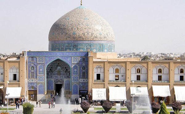 معماری تاریخی بازوی توانای توریسم ایران