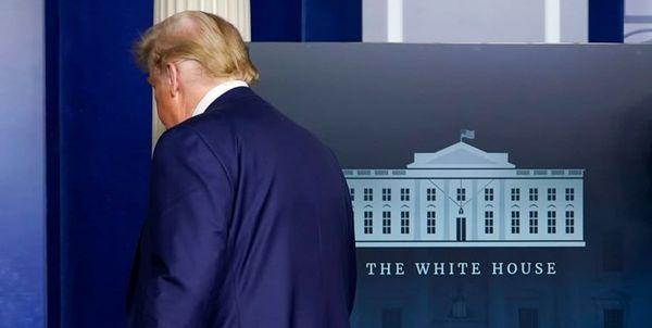 ترامپ در صورت رای این مجمع به بایدن از کاخ سفید می رود