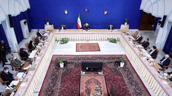 در جلسه هیات دولت به ریاست روحانی چه گذشت؟