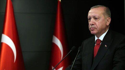 اردوغان خواستار تغییر قانون اساسی ترکیه شد