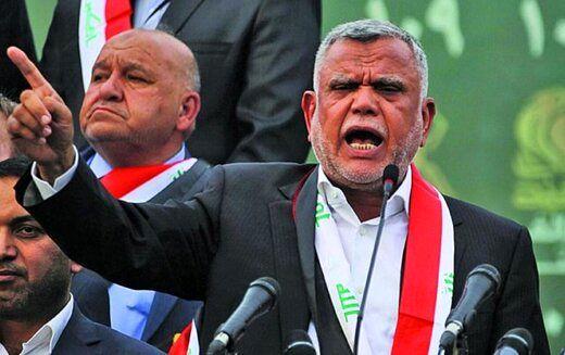 العامری: تنها ایران در کنار ملت عراق ایستاد