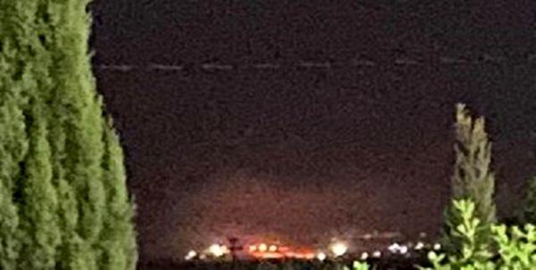 حمله راکتی به پایگاه نظامیان آمریکا در اربیل عراق