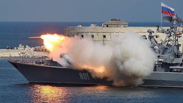 روسیه در دریای سیاه رزمایش هوایی برگزار کرد