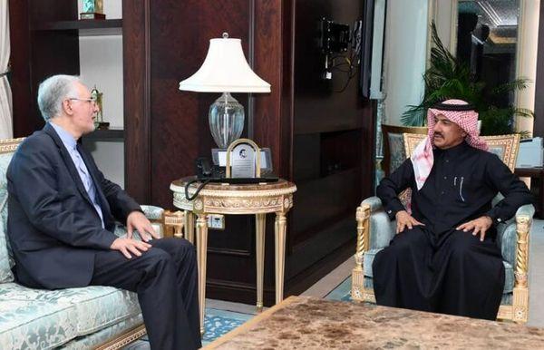رایزنی سفیر ایران با دبیرکل وزارت امورخارجه قطر